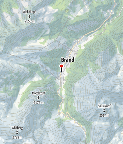 Karte / Restaurant Alpen Tenne