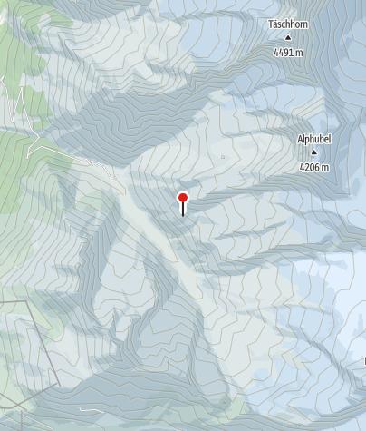 Karte / Täschhütte SAC