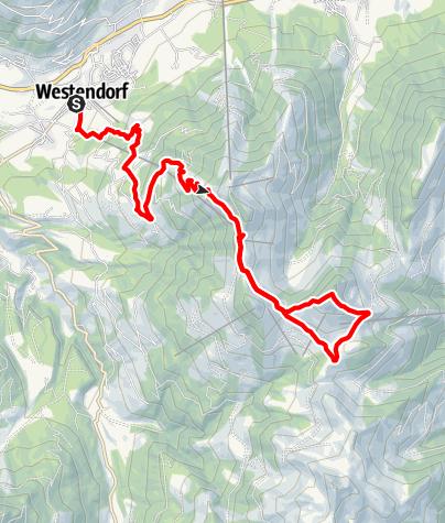 Karte / Gampenkogel