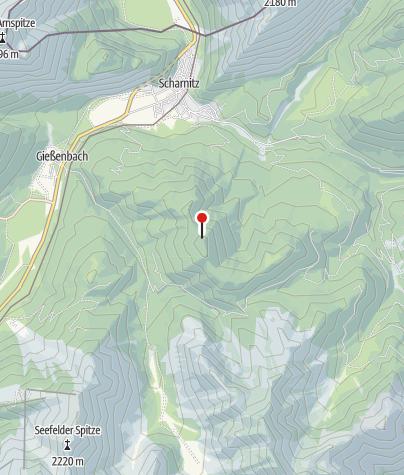 Karte / Zäunlkopf