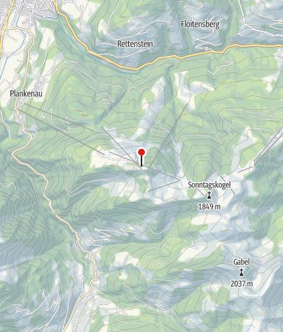 Karte / Gernkogelalm