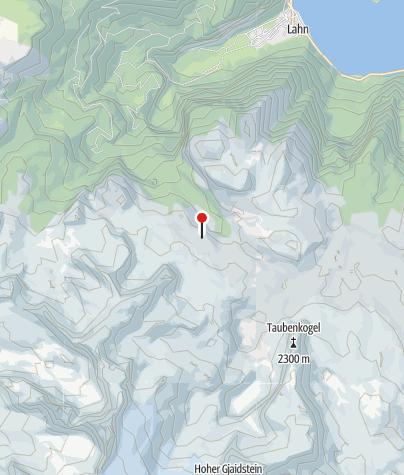 Karte / Wiesberghaus