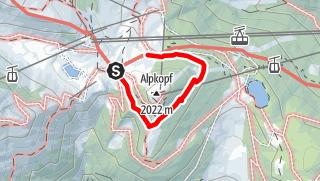 """Karte / 26 """"Sturzflug"""""""