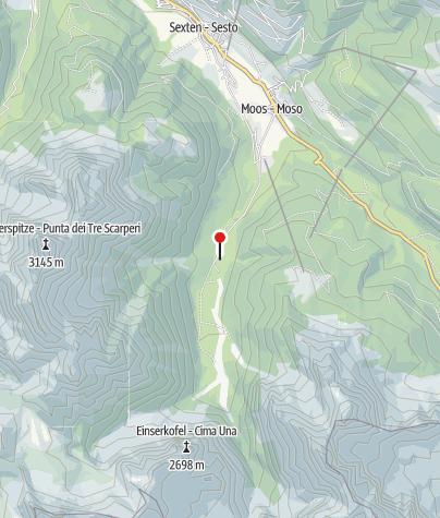 Map / Fischleinbodenhütte 1454 m